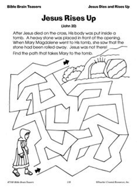 printable christian easter activity sheets 1000 images about christ easter on pinterest easter