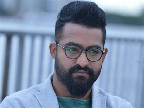 beard look of ntr in movie my family ntr targeting malayalam market with his next film janatha