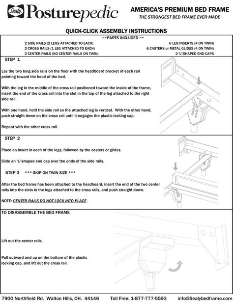 Pin By Mattress To Go On Mantua Premium Bed Frames Pinterest Mantua Bed Frame Assembly