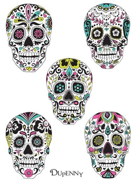 small sugar skull tattoo 32 best small skull designs images on