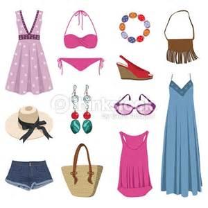 ropa interior usada de mujer ropa de verano de mujer vector thinkstock