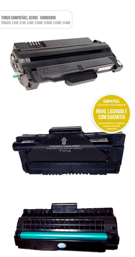 Toner Xerox 3155 by Toner Compat 237 Vel Para Xerox 3140 3155 3160 3140b 3160b