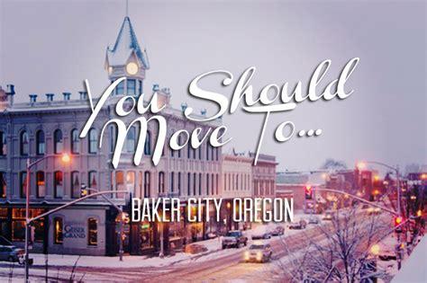 Country Home And Interiors Magazine baker city oregon quaint quiet historic snowcapped
