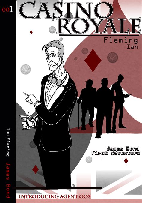 casino how casino books casino royale book cover reboot by cilab on deviantart