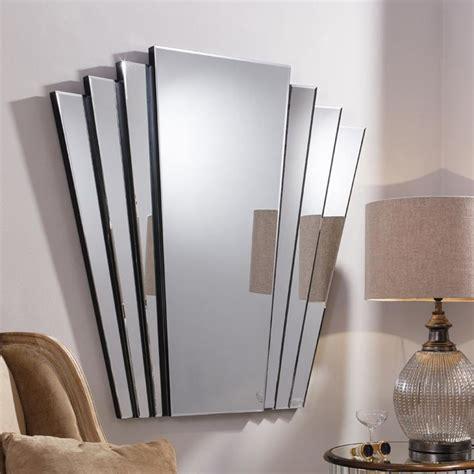 wand mit spiegel gestalten 70 kreative wandgestaltung ideen und makramee wandbehang