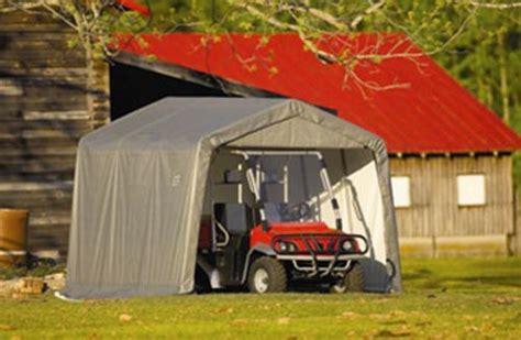 shelterlogic  ft   ft   ft peak style storage