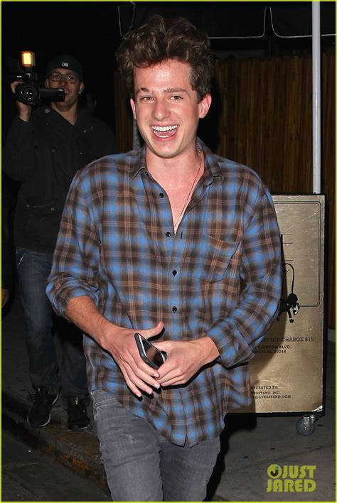 charlie puth jeans charlie puth has a fun night at the nice guy photo