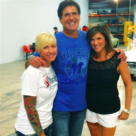 Christie Gas Monkey Garage Married by Christie Gas Monkey Garage Cuban And Ceo Cheryl