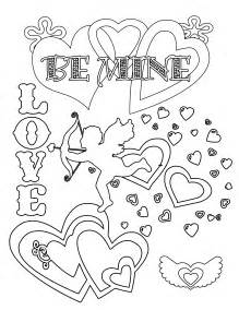 free valentines day coloring pages free coloring pages of kindergarten s day