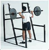 Guided Squat Rack by A Beginners Guide To Equipment And Workout Accessories