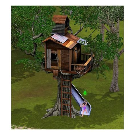 Play Or Woohoo In The Sims 3 Tree Houses Not Just For Kids