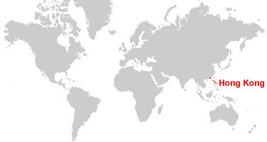 hong kong on the world map hong kong map and satellite image