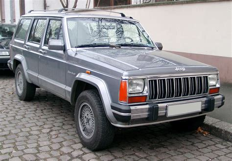 jeep cherokee 1980 compact sport utility vehicle wikipedia