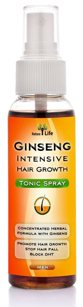 ginseng hair loss treatment promote regrowth natural long ginseng intensive hair growth promoter herbal formula