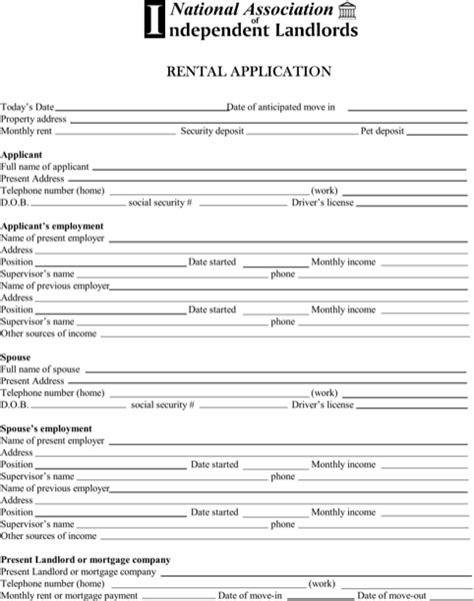 Rent Credit Form Minnesota Alaska Rental Agreement For Free Formtemplate