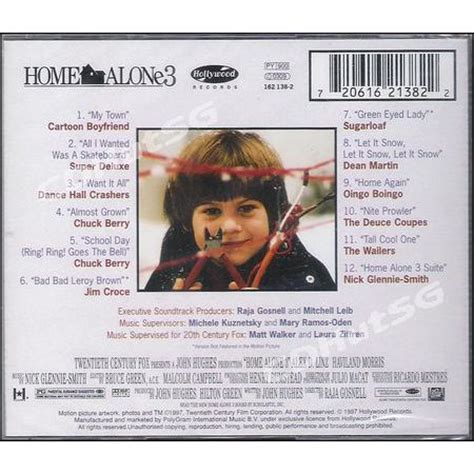 home alone 3 original motion picture soundtrack mp3