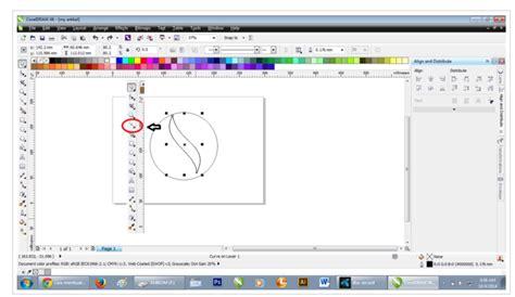 tutorial coreldraw x4 bagi pemula tutorial mudah untuk pemula membuat logo 3d dengan