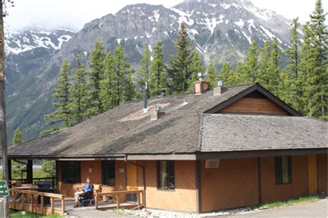 Cabins Kananaskis by William Watson Lodge Cris Adaptive Adventures
