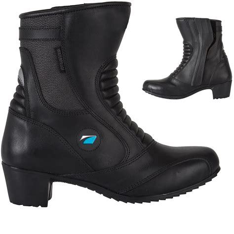 waterproof motorcycle boots sale spada steel ladies motorbike waterproof womens leather