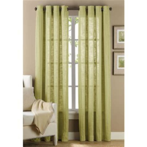 b smith curtains b smith origami grommet window curtain panels bed bath