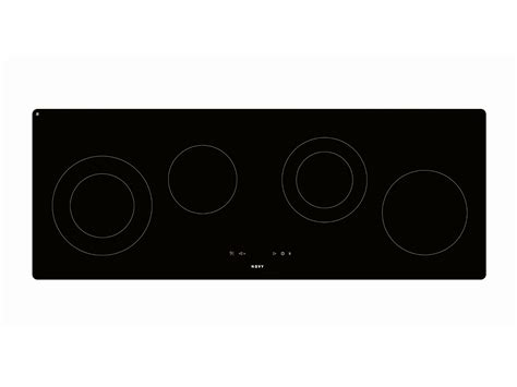 glass or ceramic induction hob induction glass ceramic hob 1002 o zone by novy