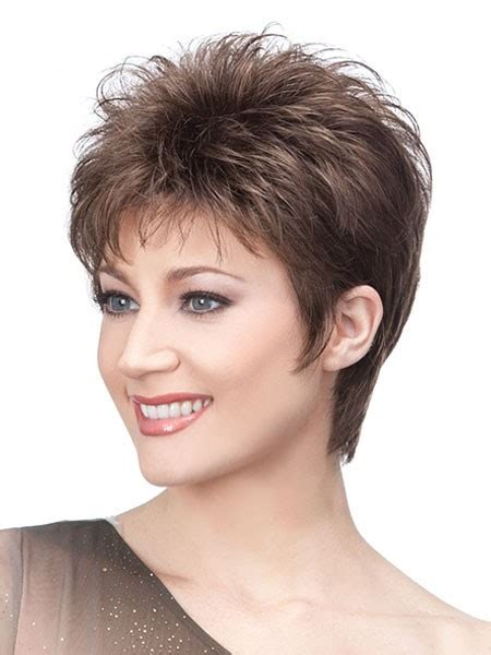 versafiber for round face wigs short synthetic choppy cut wig short wigs for round faces