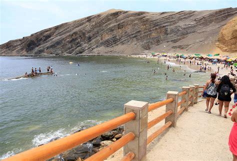 en la reserva nacional de paracas se inicia la temporada de verano y conoce el nuevo circuito norte de la reserva nacional de