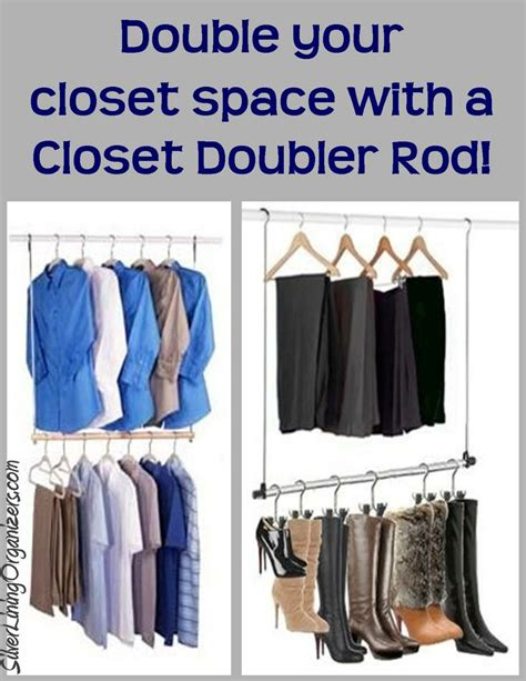 Organize It All Closet Doubler by 17 Best Images About Organizing The Closet On