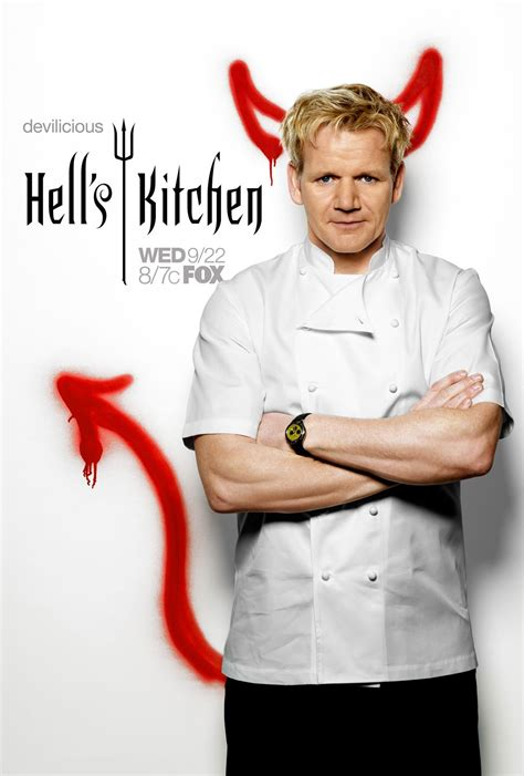 Hell S Kitchen poze showuri tv culinare