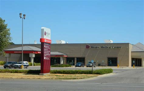 wesley emergency room emergency rooms wichita er wichita wesley center