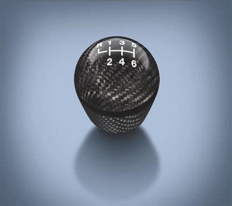 shift knob black carbon fiber 6 speed the official