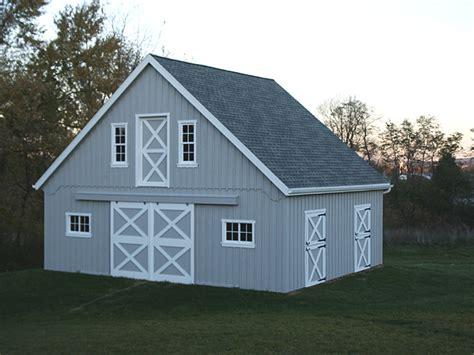 wood shop  access miniature horse barn plans