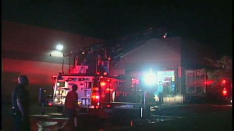 the station nightclub fire highlights the importance of safe means of firefighter s respond to roof fire at hy vee ktvo