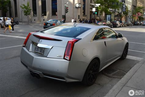 Cadillac V Coupe by Cadillac Cts V Coup 233 9 June 2016 Autogespot