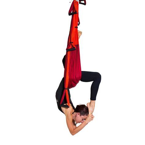 yoga sling swing yogabody naturals yoga trapeze yoga swing sling inversion