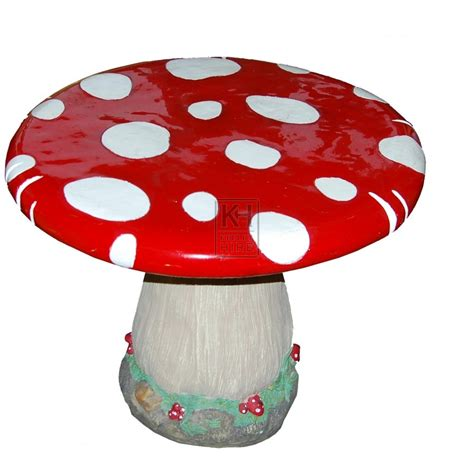 toadstool table and chairs giant and oversized prop hire 187 toadstool table and chairs