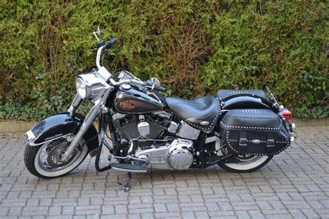 Motorroller Gebraucht Kaufen Leverkusen by Harley Davidson Heritage Softail 52 Kw 18 500 Km Bj