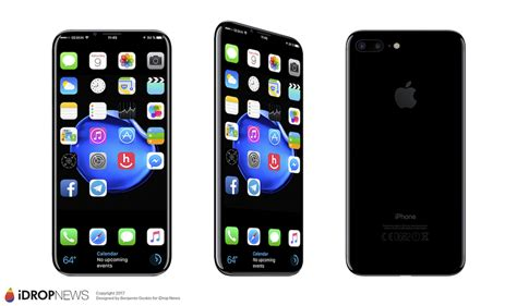x iphone apple rumored to nix curved oled display for iphone x