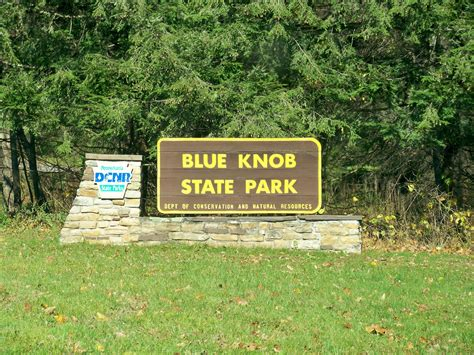 Blue Knob State Park blue knob state park attractions and things to do in