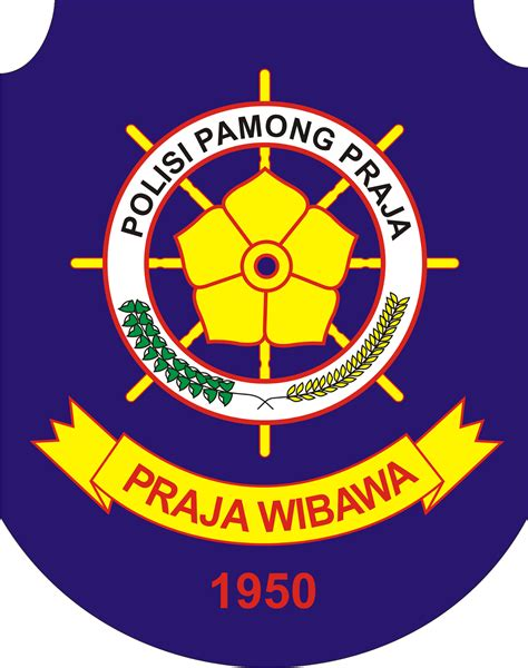 Kepala Gesper Logo Satpol Pp satpol pp ciamis februari 2014