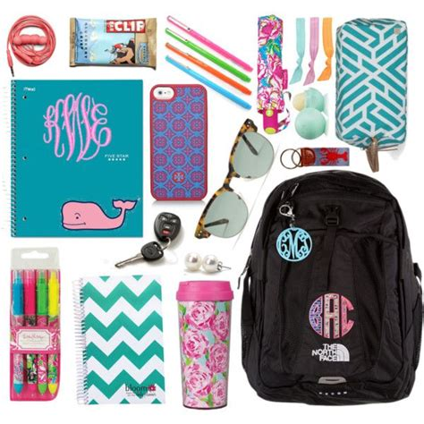 7 Bags For Back To School by Quot What S In My School Bag Quot Necessary Accesories