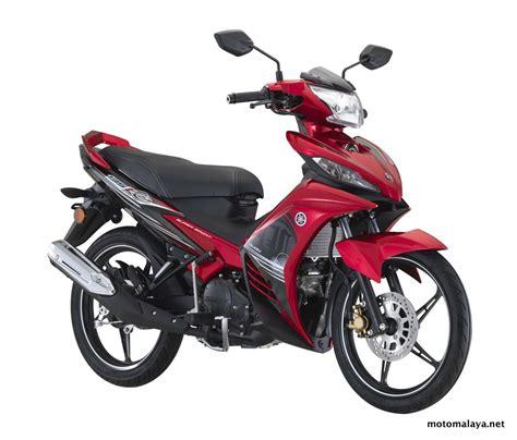 New Fd110 Merah Hitam 2016 yamaha lc135 merah hitam lcr 0040 005 motomalaya