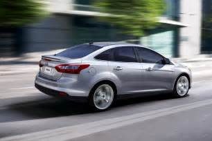 Ford Focus 2014 Sedan 2014 Ford Focus Reviews And Rating Motor Trend