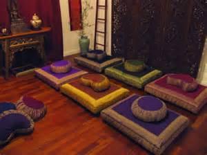 boon decor meditation cushions pillows meditation