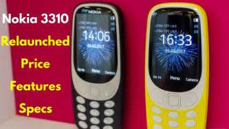 nokia 3310 is here again detailed price and specifications geek nokia 3310 2017 officially relaunched latest specs