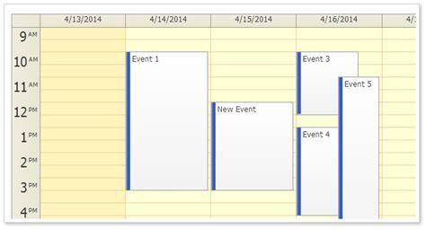 tutorials daypilot for asp net mvc calendar scheduler daypilot lite for asp net mvc 1 4 daypilot for asp net
