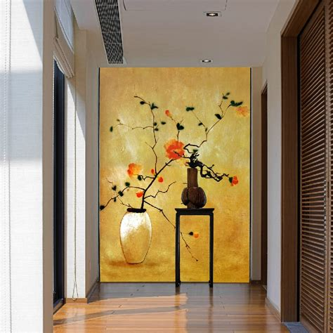 wall designs for hall unique hallway design interior design ideas