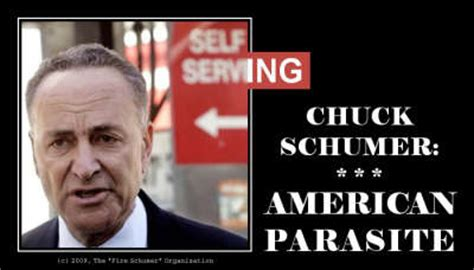 chuck schumer going to jail for bribery says whistleblower