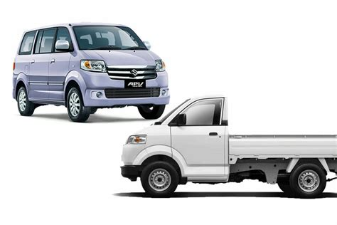 Suzuki Mega Carry 1 5cc suzuki apv or mega carry which one is rightly priced