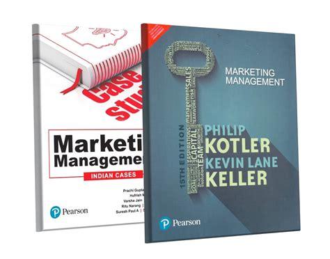 Marketing Management Philip Kotler 15 E marketing management marketing management indian cases